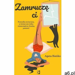 Zamruczę ci - agata bieńko (epub) (9788366815162) - ogłoszenia A6.pl