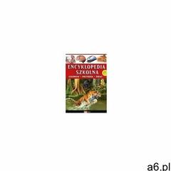 Encyklopedia szkolna. człowiek-przyroda-świat (9788378132998) - ogłoszenia A6.pl