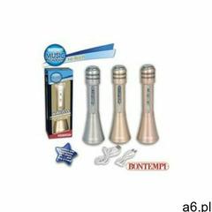 Bezprzewodowy mikrofon karaoke - ogłoszenia A6.pl
