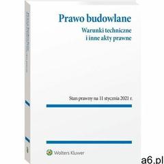 Prawo budowlane Warunki techniczne w.31/2020 i inne akty prawne - Opracowanie zbiorowe - książka (46 - ogłoszenia A6.pl