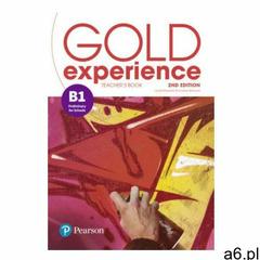 Gold Experience 2nd Edition B1. Książka Nauczyciela + Online Practice + Online Resources Pac - ogłoszenia A6.pl
