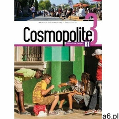 Cosmopolite 3 podręcznik +DVD HACHETTE (9782015135472) - ogłoszenia A6.pl