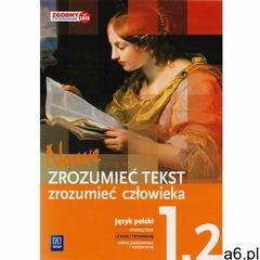 Nowe Zrozumieć tekst - zrozumieć człowieka. Renesans-preroma - Wysyłka od 3,99 - porównuj ceny z wys - ogłoszenia A6.pl
