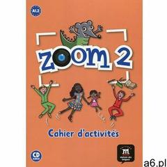 Zoom 2 Ćwiczenia + CD - Praca zbiorowa (71 str.) - ogłoszenia A6.pl