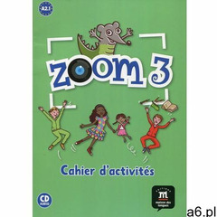 Zoom 3 Ćwiczenia + CD - Praca zbiorowa (71 str.) - ogłoszenia A6.pl