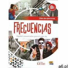 Frecuencias b1. ćwiczenia, Edinumen - ogłoszenia A6.pl