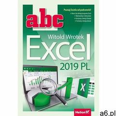 ABC Excel 2019 PL, Helion - ogłoszenia A6.pl