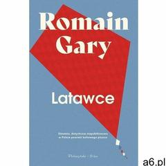 Latawce - romain gary, oprawa twarda - ogłoszenia A6.pl