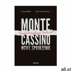 Monte Cassino - nowe spojrzenie. Niepotrzebna bitwa? - Glyn Harper, John Tonkin - książka (978831115 - ogłoszenia A6.pl