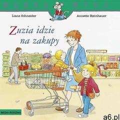 Mądra Mysz. Zuzia idzie na zakupy - Annette Steinhauer - książka, Media Rodzina - ogłoszenia A6.pl