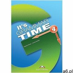 Its Grammar Time 4 SB DigiBook - Virginia Evans, Jenny Dooley - książka (184 str.) - ogłoszenia A6.pl