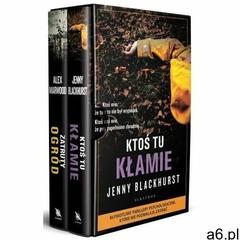 Pakiet: Zatruty ogród / Ktoś tu kłamie - Marwood Alex, Blackhurst Jenny - książka (768 str.) - ogłoszenia A6.pl