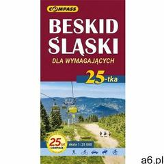 Mapa tur. - B. Śląski dla wymagających 1:25 000 - praca zbiorowa - książka (2 str.) - ogłoszenia A6.pl