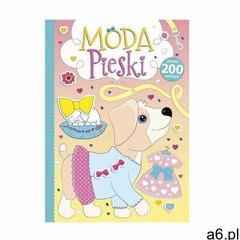 Moda Pieski - praca zbiorowa - książka, praca zbiorowa - ogłoszenia A6.pl
