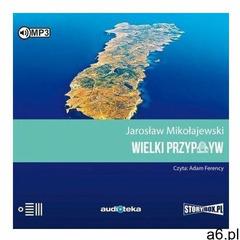 Wielki przypływ audiobook, Storybox - ogłoszenia A6.pl