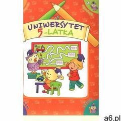 Uniwersytet 5-latka (2012) - ogłoszenia A6.pl