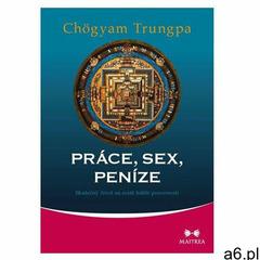 Práce, sex, peníze - Skutečný život na cestě bdělé pozornosti Trungpa Chögyam (9788075001436) - ogłoszenia A6.pl