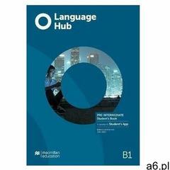 Language Hub Pre-intermediate B1 Students Book + App - Brayshaw Daniel, Hird Jon - książka - ogłoszenia A6.pl