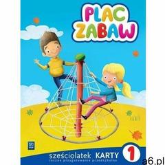 Plac zabaw. Sześciolatek Karty Pracy cz.1 WSiP Zbigniew Kosiorowski (9788302175619) - ogłoszenia A6.pl
