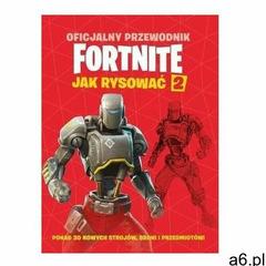 Oficjalny przewodnik Fortnite. Jak rysować 2 Praca zbiorowa (9788366575493) - ogłoszenia A6.pl