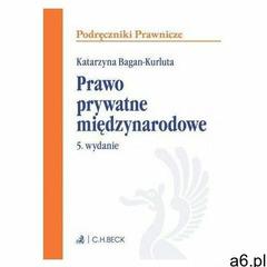 Podręczniki Prawnicze. Prawo prywatne... Bagan-Kurluta Katarzyna - ogłoszenia A6.pl