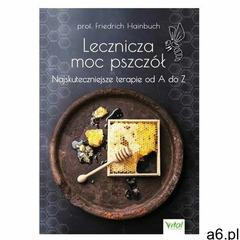 Lecznicza moc pszczół. Najskuteczniejsze... HAINBUCH FRIEDRICH (9788381687164) - ogłoszenia A6.pl
