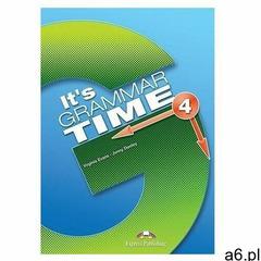 It\'s Grammar Time 4 SB DigiBook Virginia Evans, Jenny Dooley, (9781471563508) - ogłoszenia A6.pl