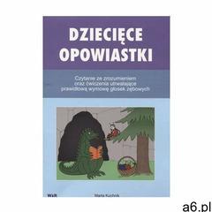 Dziecięce opowiastki - czytanie ze zrozumieniem (2013) - ogłoszenia A6.pl