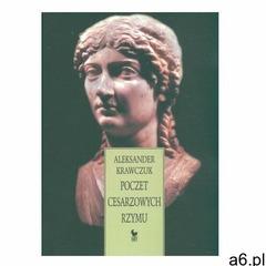 Poczet cesarzowych Rzymu - Aleksander Krawczuk (8324400214) - ogłoszenia A6.pl