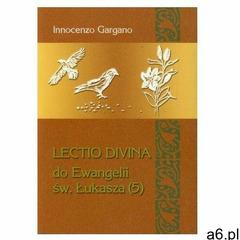 Lectio Divina do Ewangelii św. Łukasza (5) Gargano Innocenzo (9788375192155) - ogłoszenia A6.pl