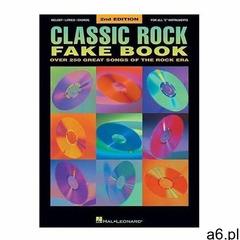 Classic Rock Fake Book: Over 250 Great Songs of the Rock Era Leonard, Hal - ogłoszenia A6.pl