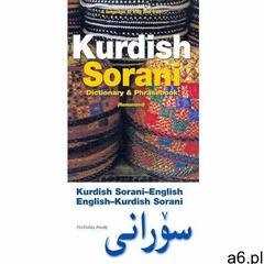 Kurdish (Sorani)-English/English-Kurdish (Sorani) Dictionary & Phrasebook Awde, Nicholas - ogłoszenia A6.pl