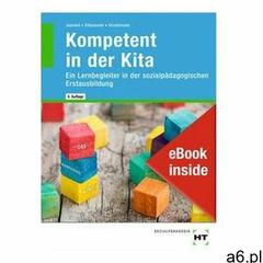 eBook inside: Buch und eBook Kompetent in der Kita Jeannot, Godje - ogłoszenia A6.pl