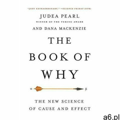 The Book of Why Pearl, Judea - ogłoszenia A6.pl