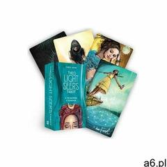 Light Seer\'s Tarot: A 78-Card Deck & Guidebook Barry, Anne-Marie; Yuill, Chris (1401958036) - ogłoszenia A6.pl