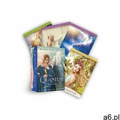 The Quantum Oracle: A 53-Card Deck and Guidebook Sandra Anne Taylor - ogłoszenia A6.pl