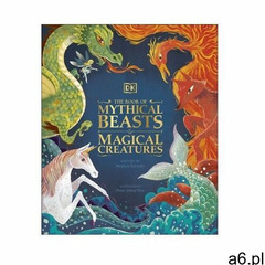 The Book of Mythical Beasts and Magical Creatures Krensky, Stephen - ogłoszenia A6.pl