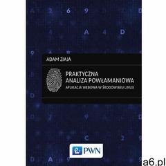 Praktyczna analiza powłamaniowa. Aplikacja webowa w środowisku Linux (9788301196059) - ogłoszenia A6.pl