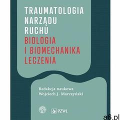Traumatologia narządu ruchu - Wojciech Marczyński (EPUB) (9788320054958) - ogłoszenia A6.pl
