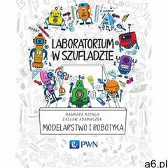 Laboratorium w szufladzie Modelarstwo i robotyka (9788301188306) - ogłoszenia A6.pl
