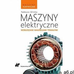 Maszyny elektryczne wzbudzane magnesami trwałymi (9788301199524) - ogłoszenia A6.pl