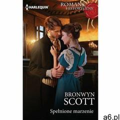 Spełnione marzenie - Bronwyn Scott (MOBI) - ogłoszenia A6.pl