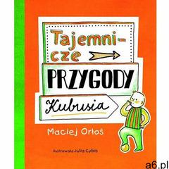 Tajemnicze przygody Kubusia - ebook - ogłoszenia A6.pl