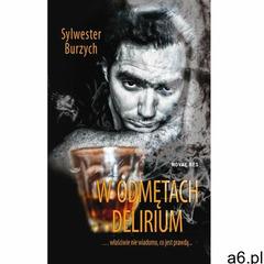 W odmętach delirium - Sylwester Burzych, Sylwester Burzych - ogłoszenia A6.pl