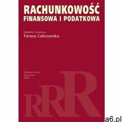 Rachunkowość finansowa i podatkowa (621 str.) - ogłoszenia A6.pl