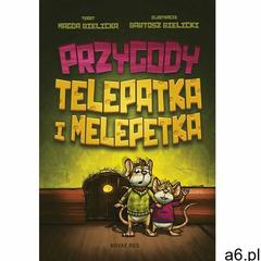 Przygody Telepatka i Melepetka, Magda Bielicka - ogłoszenia A6.pl
