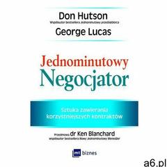Jednominutowy Negocjator (9788380871649) - ogłoszenia A6.pl