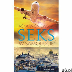 Seks w samolocie (9788379420308) - ogłoszenia A6.pl