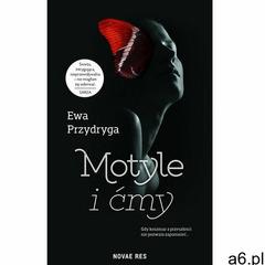 Motyle i ćmy (9788380833234) - ogłoszenia A6.pl