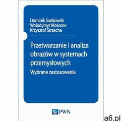 Przetwarzanie i analiza obrazów w systemach przemysłowych. Wybrane zastosowania (160 str.) - ogłoszenia A6.pl